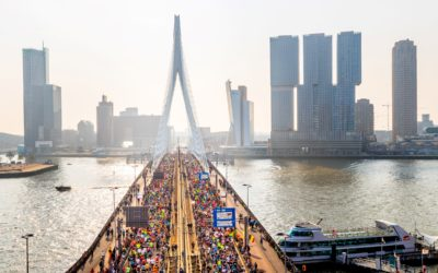 Trustees run Marathon for Volunteer Global Health